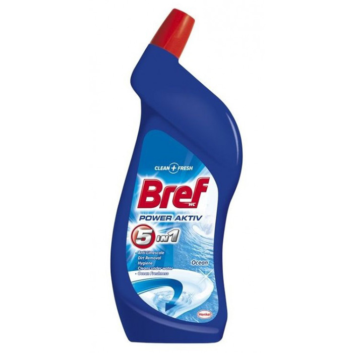 BREF Гел за Тоалетна Ocean 750мл