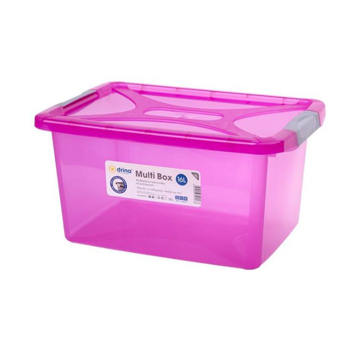 Кутия за Съхранение за МW и Фризер 16л
