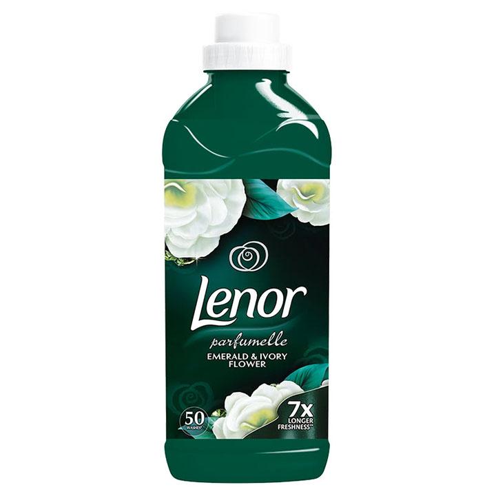 Lenor Омекотител Emerald&Ivory 1.5л