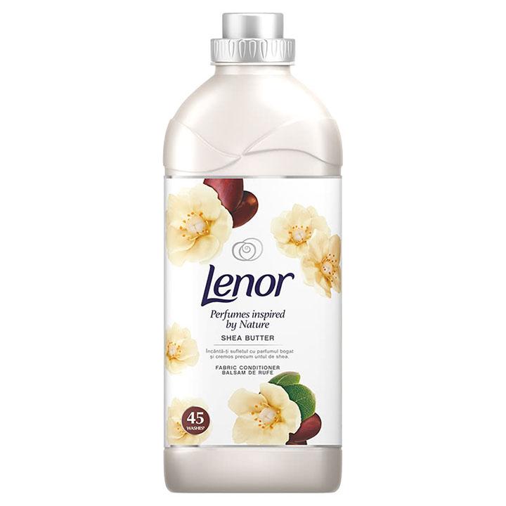 Lenor Омекотител Shea Butter 1.35л