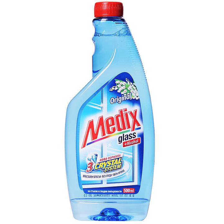 MEDIX за Стъкло Original Пълнител 500мл