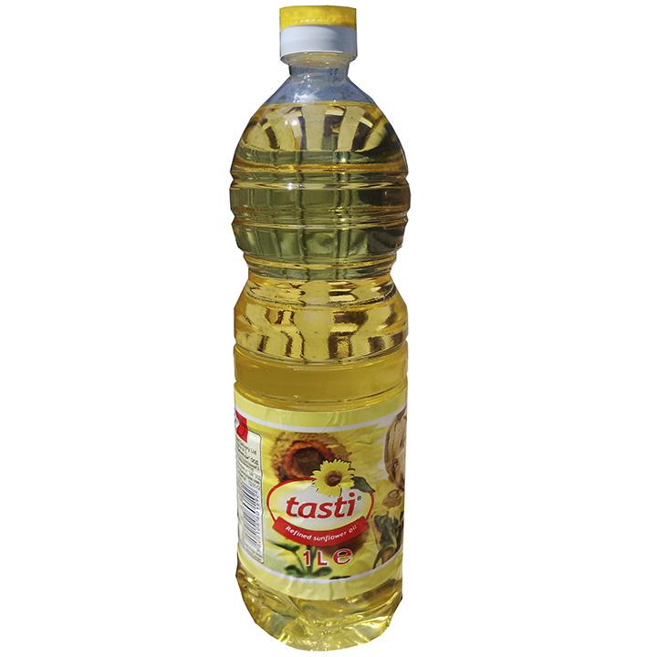 Олио Tasti Слънчогледово 1л