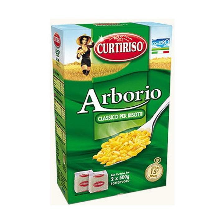 Ориз Арборио Curtiriso 2бр.х500гр. в кутия