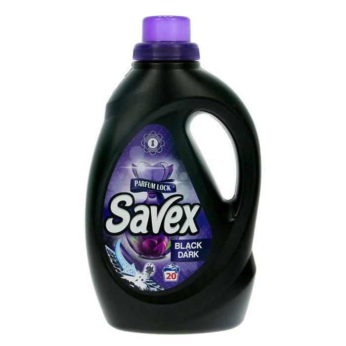 Гел за Пране Savex 2 в 1 Black 1.3л