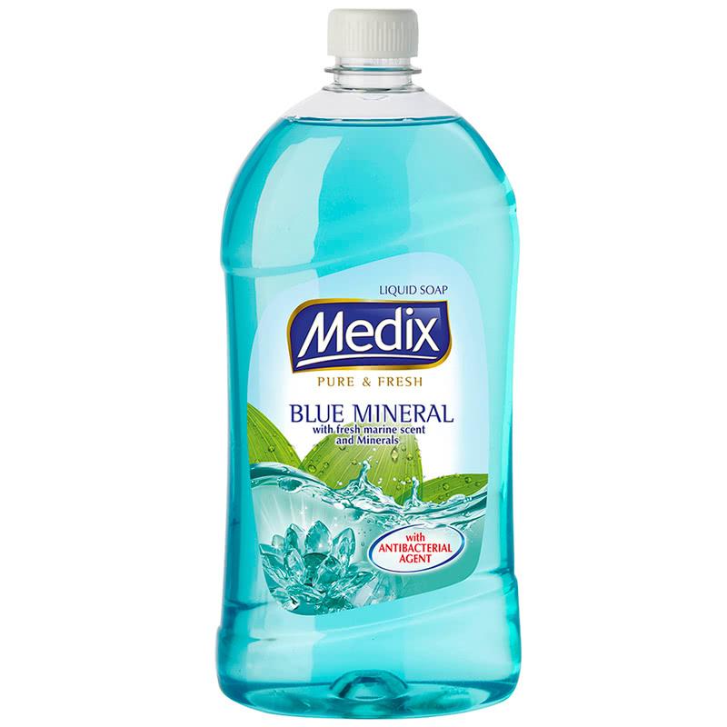 MEDIX Течен Сапун Blue Mineral 1л