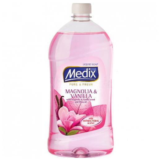 MEDIX Течен Сапун Magnolia&Vanilla 1л