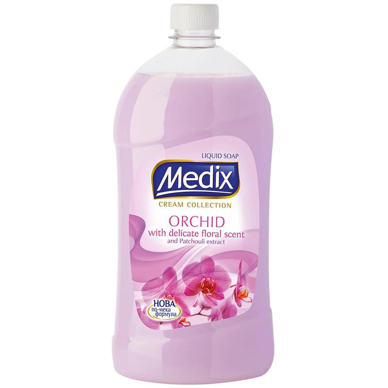 MEDIX Течен Сапун орхидея 1л