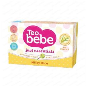 Сапун за бебета с млечен ориз