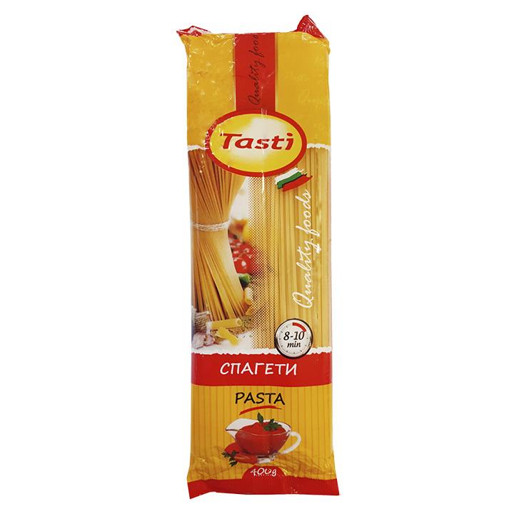 Спагети Tasti 400гр