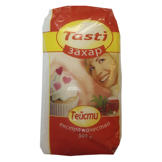 Захар Tasti 500гр