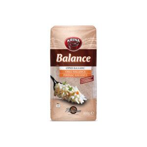 ориз крина баланс
