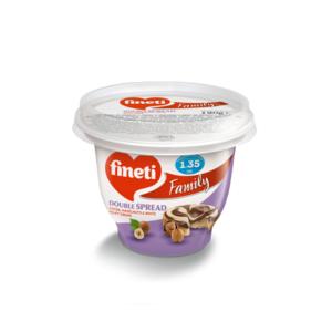 Какаов крем Finetti двуцветен