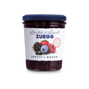 конфитюр горски плод zuegg