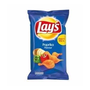 чипс лейс паприка