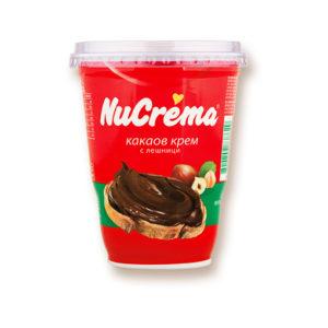какаов крем нукрема 400гр