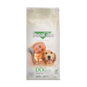 bonacibo кучешка храна с агнешко за възрастни