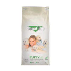 храна за кучета бонацибо puppy с агнешко