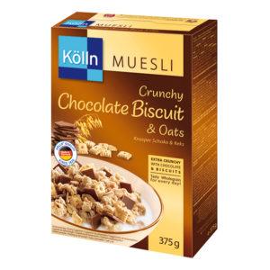 kolln мюсли млечен шоколад