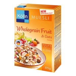 мюсли с плодове и овес Kolln