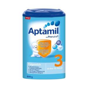 адаптирано мляко аптамил 3