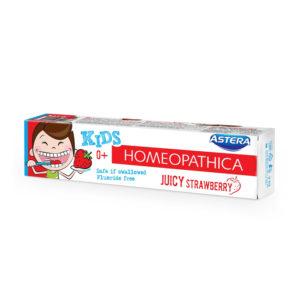 паста за зъби astera homeopatica