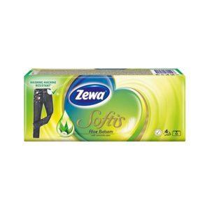 носни кърпички zewa aloe vera§
