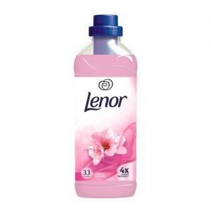 омекотител ленор розов романс