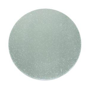 еднократна подложка за торта сребро