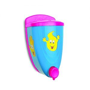детски дозатор за течен сапун