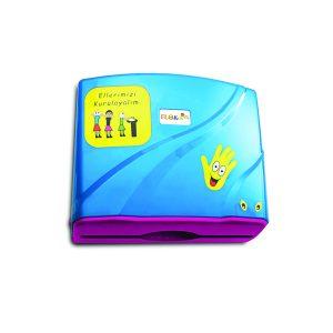 детска кутия за кърпи