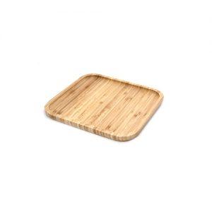 бамбукова дъска за презентация квадрат