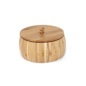 купа от бамбук с капак