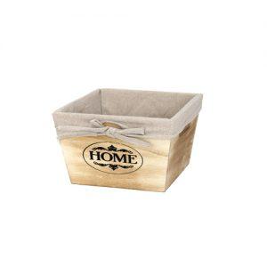 кутия за съхранение натурал