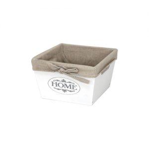 кутия за съхранение бяла