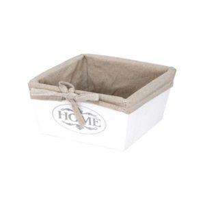 дървена кутия 23 см