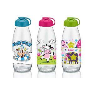 детска стъклена бутилка