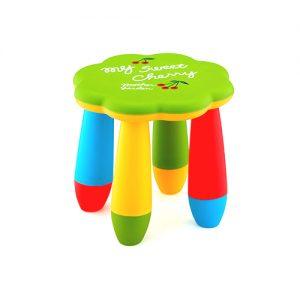 столче зелено детско