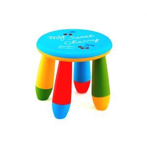 столче детско син кръг