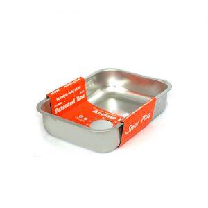 тава с незалепващо покритие steel pan