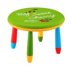 зелена детска маса