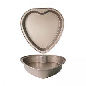 форма за печене сърце
