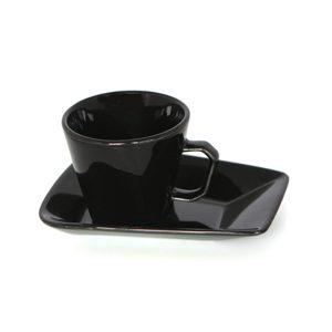 чаша с чинийка порцелан