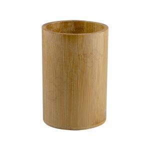 бамбукова поставка за прибори